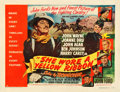 "Movie Posters:Western, She Wore a Yellow Ribbon (RKO, 1949). Half Sheet (22"" X 28"") Style A.. ..."