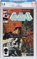 Modern Age (1980-Present):Superhero, Punisher Limited Series #2 (Marvel, 1986) CGC NM/MT 9.8 Whitepages....