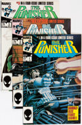 Modern Age (1980-Present):Superhero, The Punisher Group (Marvel, 1986-92) Condition: Average NM....(Total: 49 Comic Books)
