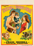 "Movie Posters:Serial, Tarzan the Mighty (Croeze-Bosman Film, 1928). Pre-War ReleaseBelgian (24.5"" X 33.5"").. ..."