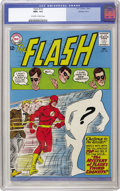 Silver Age (1956-1969):Superhero, The Flash #141 Western Penn pedigree (DC, 1963) CGC NM+ 9.6Off-white to white pages. This issue's cover (by Carmine Infanti...