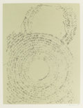 Prints, ANNETTE LAWRENCE (American, b. 1965). Untitled, 1997. Etching in colors. 29 x 23-1/2 inches (73.7 x 59.7 cm) (sheet). Si...
