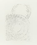 Prints, ANNETTE LAWRENCE (American, b. 1965). Untitled, 1997. Etching. 29 x 23-1/2 inches (73.7 x 59.7 cm) (sheet). Ed. 4/10. Si...