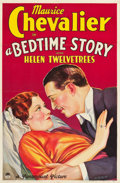 "Movie Posters:Musical, A Bedtime Story (Paramount, 1933). One Sheet (27"" X 40.75"") StyleB.. ..."
