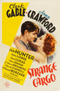 "Movie Posters:Drama, Strange Cargo (MGM, 1940). One Sheet (27"" X 40.75"") Style D.. ..."