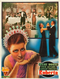 "Movie Posters:Musical, Roberta (RKO, 1935). Pre-War Belgian (23"" X 30"").. ..."
