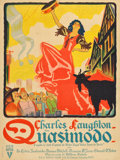 """Movie Posters:Horror, The Hunchback of Notre Dame (RKO, 1939). French Affiche (23.25"""" X 31"""").. ..."""