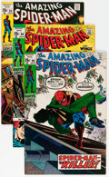 Bronze Age (1970-1979):Superhero, The Amazing Spider-Man #75-95 Group (Marvel, 1969-71) Condition:Average VF.... (Total: 21 Comic Books)