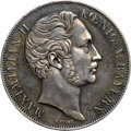German States:Bavaria, German States: Bavaria. Maximilian II 2 Gulden 1855,...