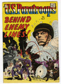 Silver Age (1956-1969):War, U. S. Paratroops #1 (I.W., 1964) Condition: VG/FN....