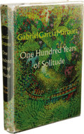 Books:First Editions, Gabriel Garcia Marquez: One Hundred Years of Solitude (NewYork and Evanston: Harper & Row, Publishers, 1970), firstedi... (Total: 1 Item)