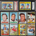 """Baseball Cards:Sets, 1967 Topps Baseball Partial Set (447/609) With """"NM"""" Carew & Seaver Rookies. ..."""