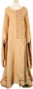 Movie/TV Memorabilia:Costumes, Camelot Screen-Worn Dresses from Jousting Scene.... (Total: 2 Items)