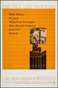 """The Big Bounce & Others Lot (Warner Brothers-Seven Arts, 1969). One Sheets (7) (27"""" X 41""""). Drama. ... (To..."""