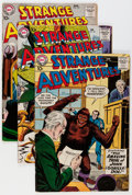 Silver Age (1956-1969):Science Fiction, Strange Adventures #100-134 Group (DC, 1959-61) Condition: AverageGD/VG.... (Total: 34 Comic Books)