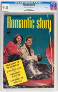 Golden Age (1938-1955):Romance, Romantic Story #2 Crowley Copy pedigree (Fawcett Publications,1950) CGC VF/NM 9.0 Cream to off-white pages....