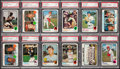 Baseball Cards:Sets, 1973 Topps Baseball Near Set (640/660). ...