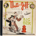 Platinum Age (1897-1937):Miscellaneous, Mutt and Jeff Big Book #nn (Cupples & Leon, 1926) Condition:VG/FN....