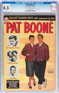 Silver Age (1956-1969):Miscellaneous, Pat Boone #2 (DC, 1959) CGC VF+ 8.5 Cream to off-white pages....