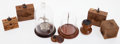 Timepieces:Other , A Lot Of Eight Watch Makers Tools. ... (Total: 8 Items)