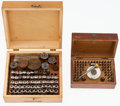 Timepieces:Other , Boley Staking Punch Set & C. & E. Marshall Co. LatheChucks. ... (Total: 2 Items)