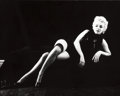 Photographs:20th Century, MILTON GREENE (American, 1922-1985). Marilyn Monroe, fromthe Black Sitting, 1956. Gelatin silver, 1978. 16 x 20inc...