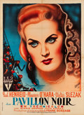 "Movie Posters:Adventure, The Spanish Main (RKO, 1945). First Post-War Release French Grande(46.5"" X 63"").. ..."