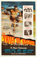 "Movie Posters:Fantasy, The Thief of Bagdad (United Artists, 1940). One Sheet (27.25"" X41"").. ..."