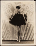 "Movie Posters:Photo, Louise Brooks in The Canary Murder Case by Eugene Robert Richee (Paramount, 1929). Photo (11"" X 14"").. ..."