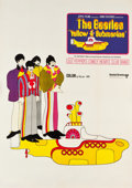 "Movie Posters:Animation, Yellow Submarine (United Artists, 1968). Poster (35.5"" X 50.5"")Special Advance.. ..."