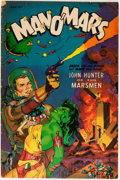 Golden Age (1938-1955):Science Fiction, Man O' Mars #1 (Fiction House, 1953) Condition: VG-....