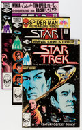 Modern Age (1980-Present):Science Fiction, Star Trek #1-18 Group (Marvel, 1980-82) Condition: Average NM-....(Total: 18 Comic Books)