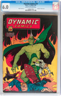 Golden Age (1938-1955):Miscellaneous, Dynamic Comics #18 (Chesler, 1946) CGC FN 6.0 Cream to off-white pages....