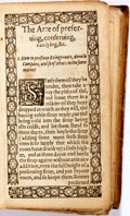 Books:Food & Wine, Sir Hugh Plat: Delightes for Ladies... [London: H.L. andR.Y., n.d., ca. 1602]. Twentyfourmo. Unpaginated. Lacks tit...