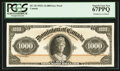 Canadian Currency: , DC-29 $1000 1925A Face Proof. ...