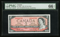 Canadian Currency: , BC-38bT $2 1954 Test Note S/R Prefix. ...