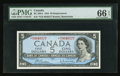 Canadian Currency: , BC-39bA $5 1954 Replacement Note with *N/X Prefix. ...