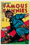 Golden Age (1938-1955):Adventure, Famous Funnies #207 (Eastern Color, 1953) Condition: VF/NM....