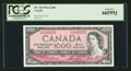 Canadian Currency: , BC-44d $1000 1954 . ...