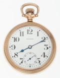 Timepieces:Pocket (post 1900), E. Howard 21 Jewel Series 11 Pocket Watch. ...
