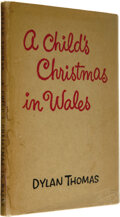 Books:Fiction, Dylan Thomas: A Child's Christmas in Wales...