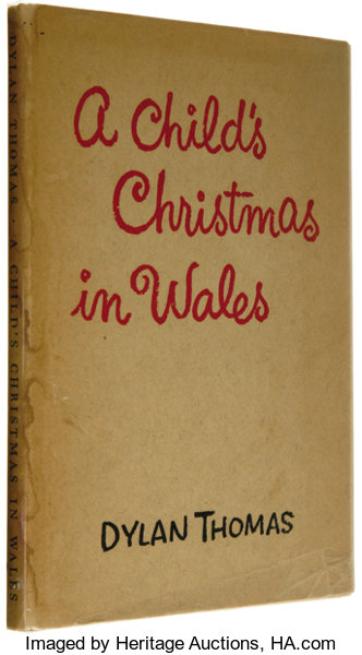 A Childs Christmas In Wales.Dylan Thomas A Child S Christmas In Wales Books Fiction