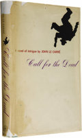 Books:Signed Editions, John Le Carre: Signed Call for the Dead...