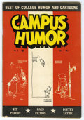 Magazines:Humor, Campus Humor #2 (Humor Magazines Inc., 1957) Condition: VG/FN....