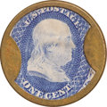 Encased Postage: , HB-17 EP-3 Scott-8 Reed-AP01 1¢ Take Ayer's Pills Choice AboutNew.. Numerical grade: 85case.85stamp.90mica. = 260. ...