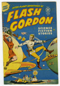 Golden Age (1938-1955):Science Fiction, Flash Gordon #1 (Harvey, 1950) Condition: VF....