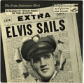 Music Memorabilia:Recordings, Elvis Presley EP and Picture Sleeve Group (RCA, 1958-65). Two EPs and two 45s w/picture sleeves comprise this group. The EPs... (Total: 1 Item)