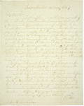 "Autographs:Military Figures, Robert E. Lee Autograph Letter Signed ""R. E. Lee"" as President of Washington College, one page, 7.75"" x 9.75"". Lexington... (Total: 1 Item)"