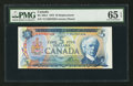 Canadian Currency: , BC-48bA $5 1972 Replacement Note *C/U Prefix. ...