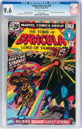 Bronze Age (1970-1979):Horror, Tomb of Dracula #44 (Marvel, 1976) CGC NM+ 9.6 Off-white to whitepages....
